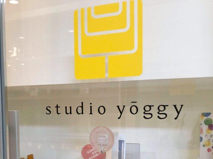 スタジオヨギーの店舗ロゴ