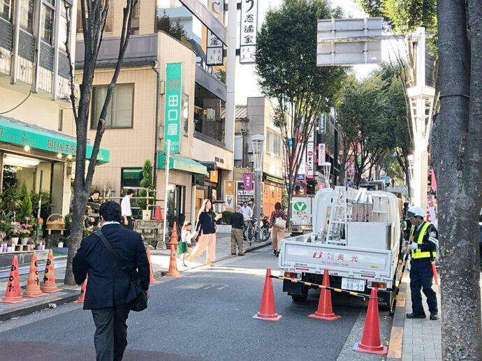 スタジオ・ヨギー神楽坂店へのアクセス3