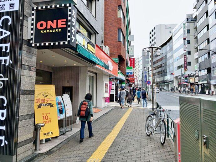 ピラティススタイル高田馬場店へのアクセス2